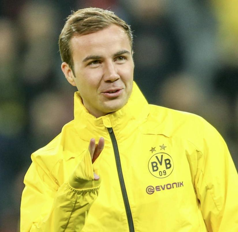Mario Götze will leave Dortmund. The only question is where to go