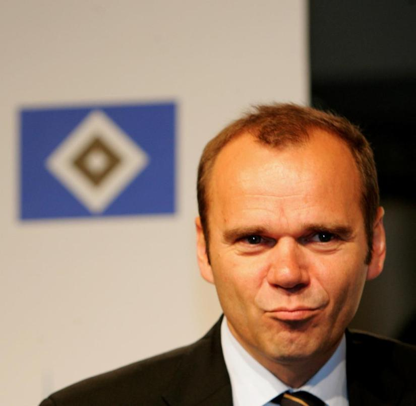 Hamburg SV Press Conference