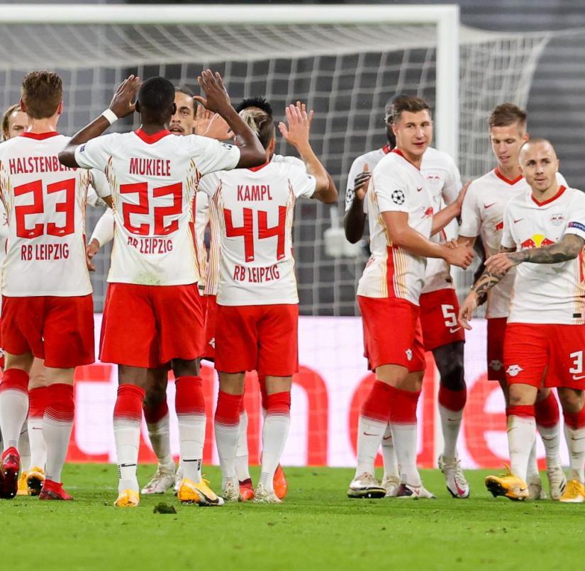 Champions League RB Leipzig - Istanbul Basaksehir