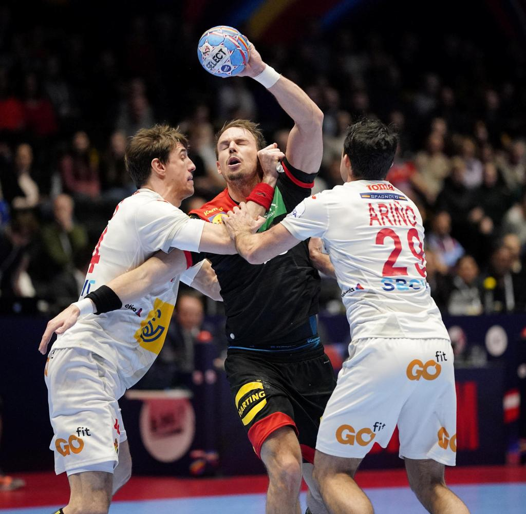 Handball European Championship 2020 Germany Embarrassed