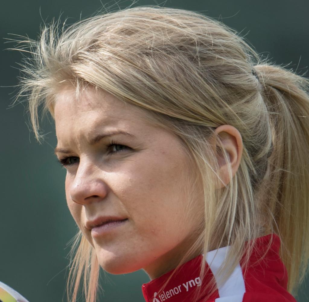 World soccer player Ada Hegerberg