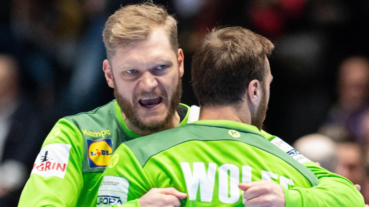 Handball Em The Crisis Of The German Em Goalkeeper Archysport