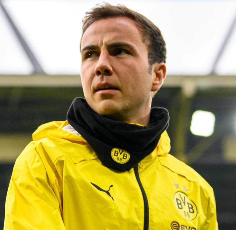 Unused hero: Mario Götze is too often in the role of substitute in games from Borussia Dortmund