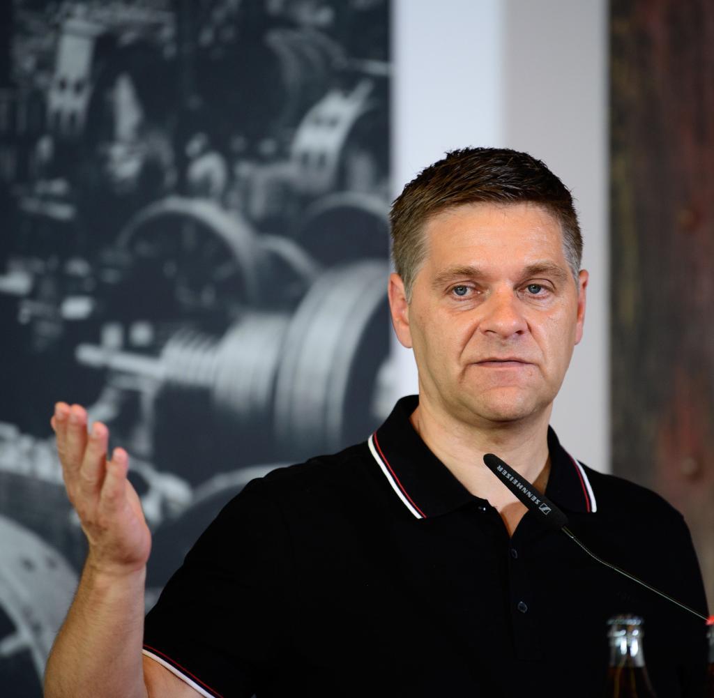 Geschäftsführer Oliver Ruhnert