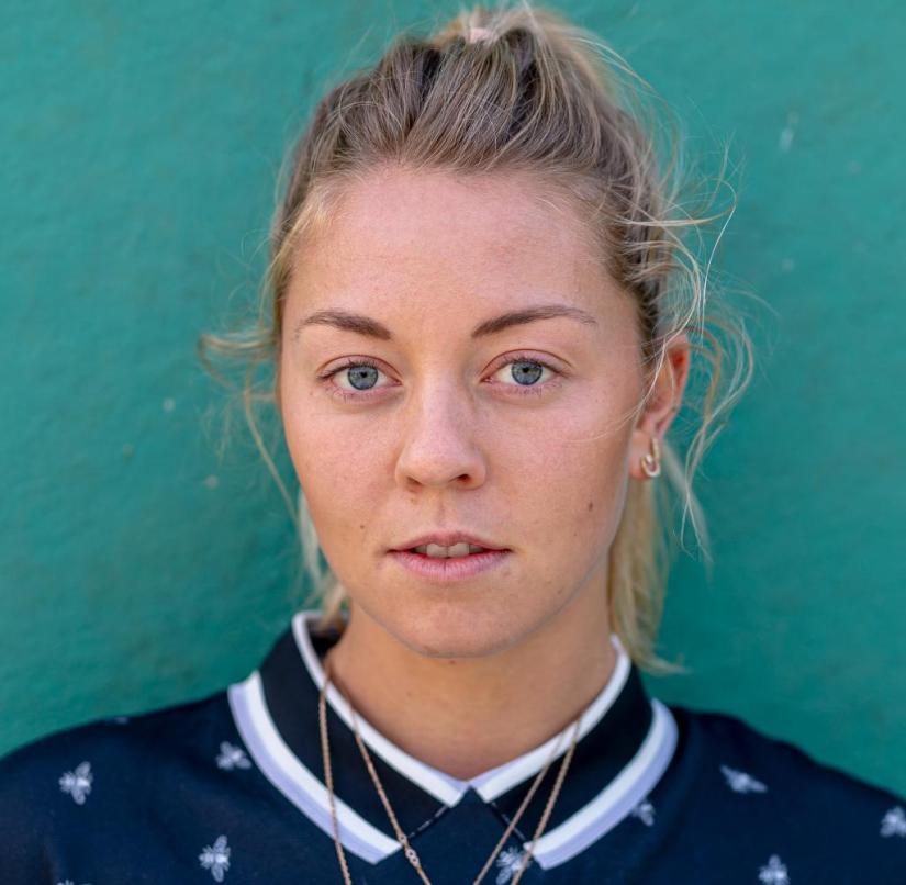 Tennis player Carina Witthöft