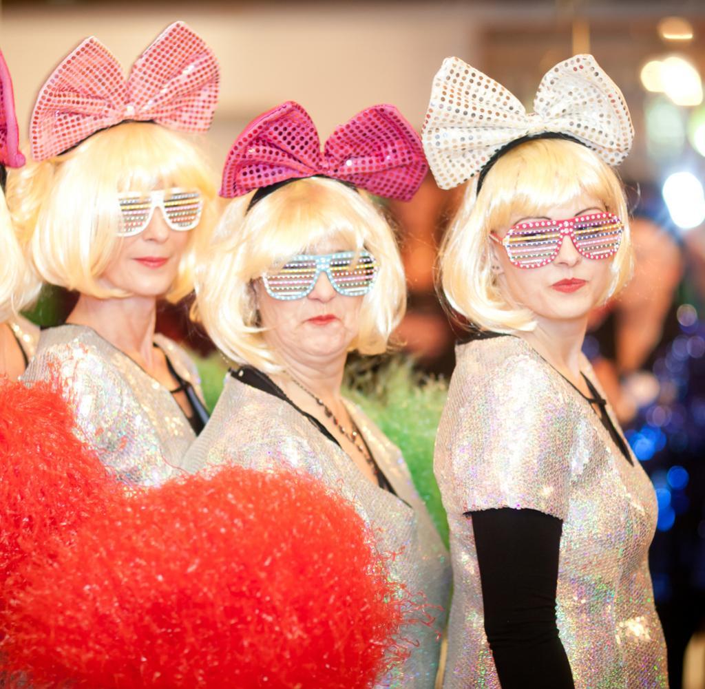 Karnevalspsychologie Was Die Verkleidung Ber Den