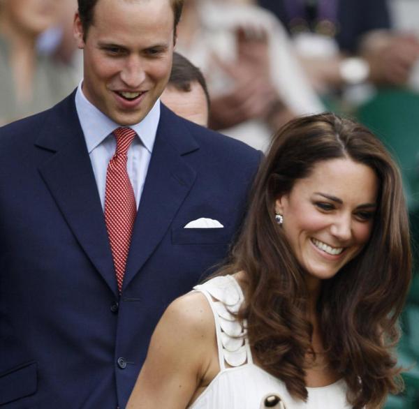 Erste Dienstreise Kate und William erwartet Rodeo und