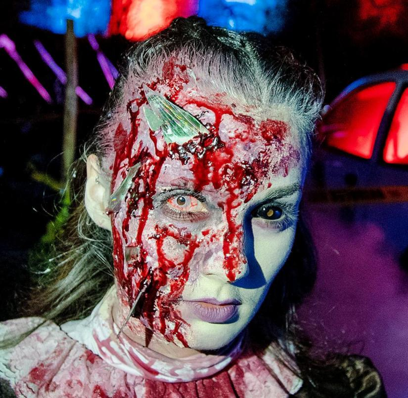 Horrormaske Halloween