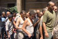 Syrische Häftlinge werden entlassen