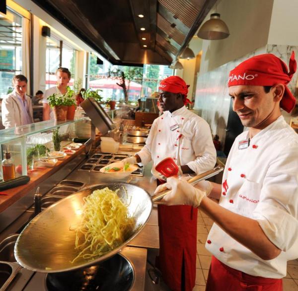 Vapiano Ehemalige Mitarbeiter erheben schwere Vorwrfe WELT
