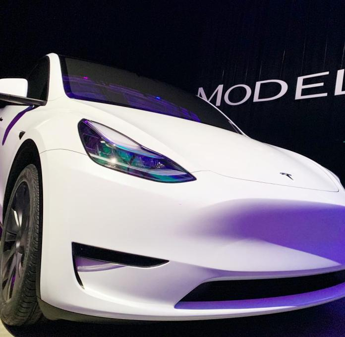 The presentation of the Y model, another Tesla SUV, should have been launched in the autumn of 2020
