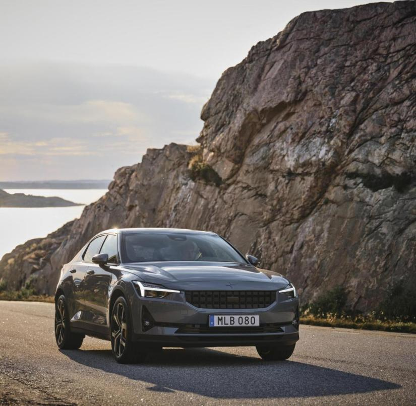 Only a few hundred Polestar 2 vehicles are still on German roads.  But he is trusted to become a real Tesla rival