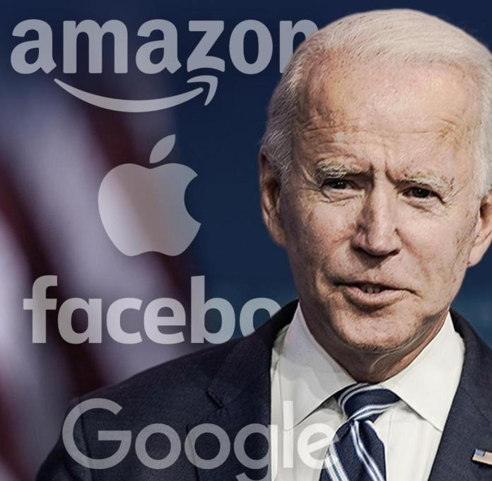 Under US President Joe Biden, things will not necessarily get easier for US tech companies