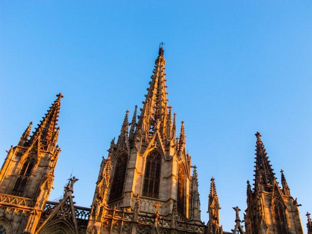 Barcelona Kathedrale