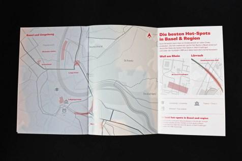 12. Karte Hotspots Basel & Region