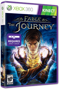 Fable: The Journey Cover