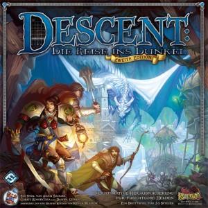 Descent 2. Ed Cover 2D