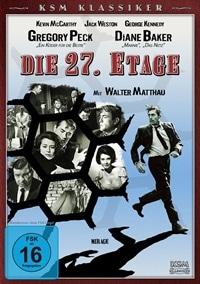 Gregory Peck auf der Flucht