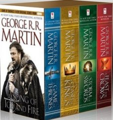 Buchcover A Song of Fire and Ice Bundle