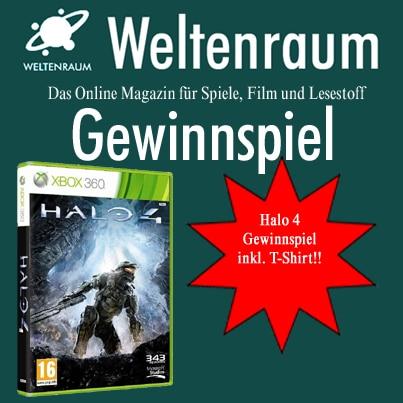 Gewinnspiel Halo 4