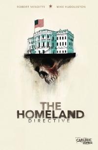 Cover von The Homeland Directive