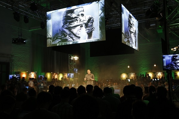 Xbox Showcase in Köln, gamescom 2013