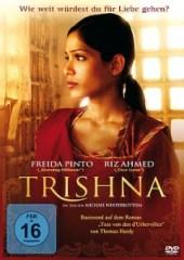 Trishna DVD Cover. Alle Rechte bei polyband.