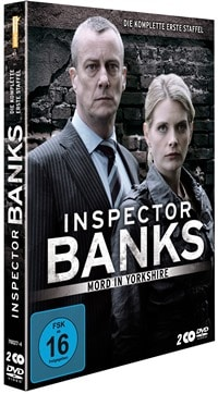 DVD Cover von Inspector Banks