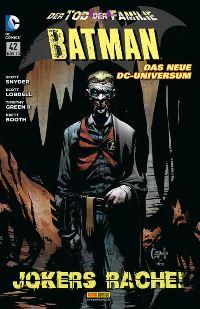Cover von Batman #42