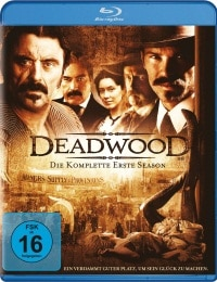 Deadwood - Staffel 1, Cover