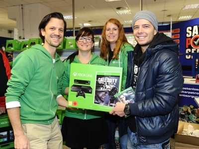 Xbox One Launchday