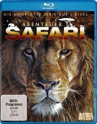 Abenteuer Safari - Cover