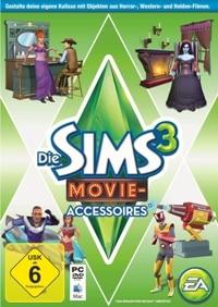 Die Sims3 Movie Accessoires