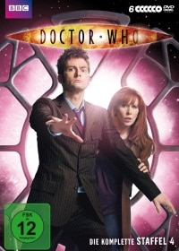 Doctor Who  - Staffel 4 Cover