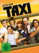 DVD Cover von Taxi, 1. Staffel