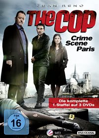 The Cop Staffel 1 - Cover