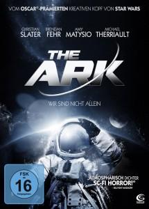 The Ark-Wir sind nicht allein DVD Cover. Rechte bei Tiberius Film und Sunfilm Entertainment