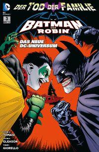 Cover von Batman & Robin #3