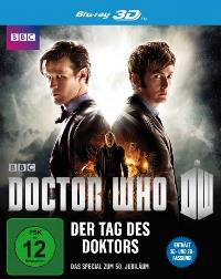 Doctor Who - Tag des Doktors Cover