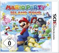 Mario Party: Island Tour - Cover