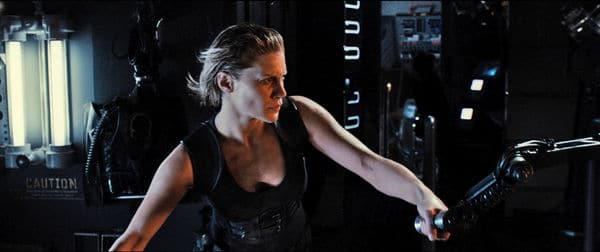Dahl hat keine Chance gegen Riddicks Charme - Rechte bei Universum Films