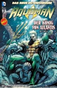 Cover von Aquaman 3