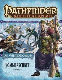 Sommerschnee - Die Winterkönigin 1 - Cover