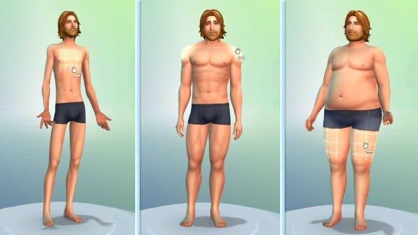 Die Sims4 - Sim erstellen