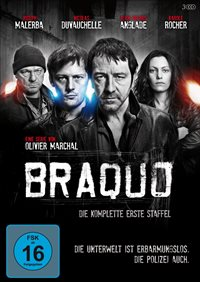 Braquo - Staffel 1 Cover