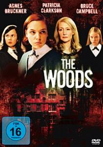 The Woods DVD Cover, Rechte bei Twentieth Century Fox