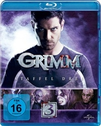 Grimm Staffel 3 - Cover