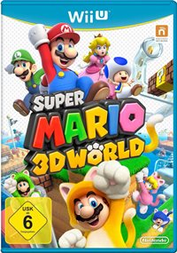 Super Mario 3D World - Cover