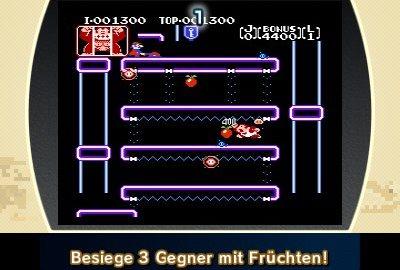 Ultimate NES Remix - Screenshot