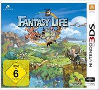 Fantasy Life - Cover